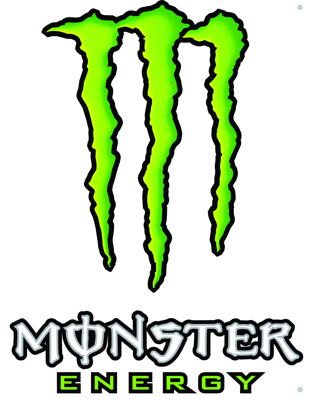 Monster Logo Vector