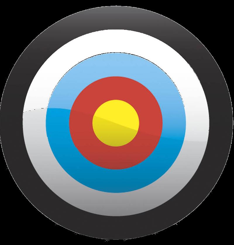 clip art target bullseye - photo #21