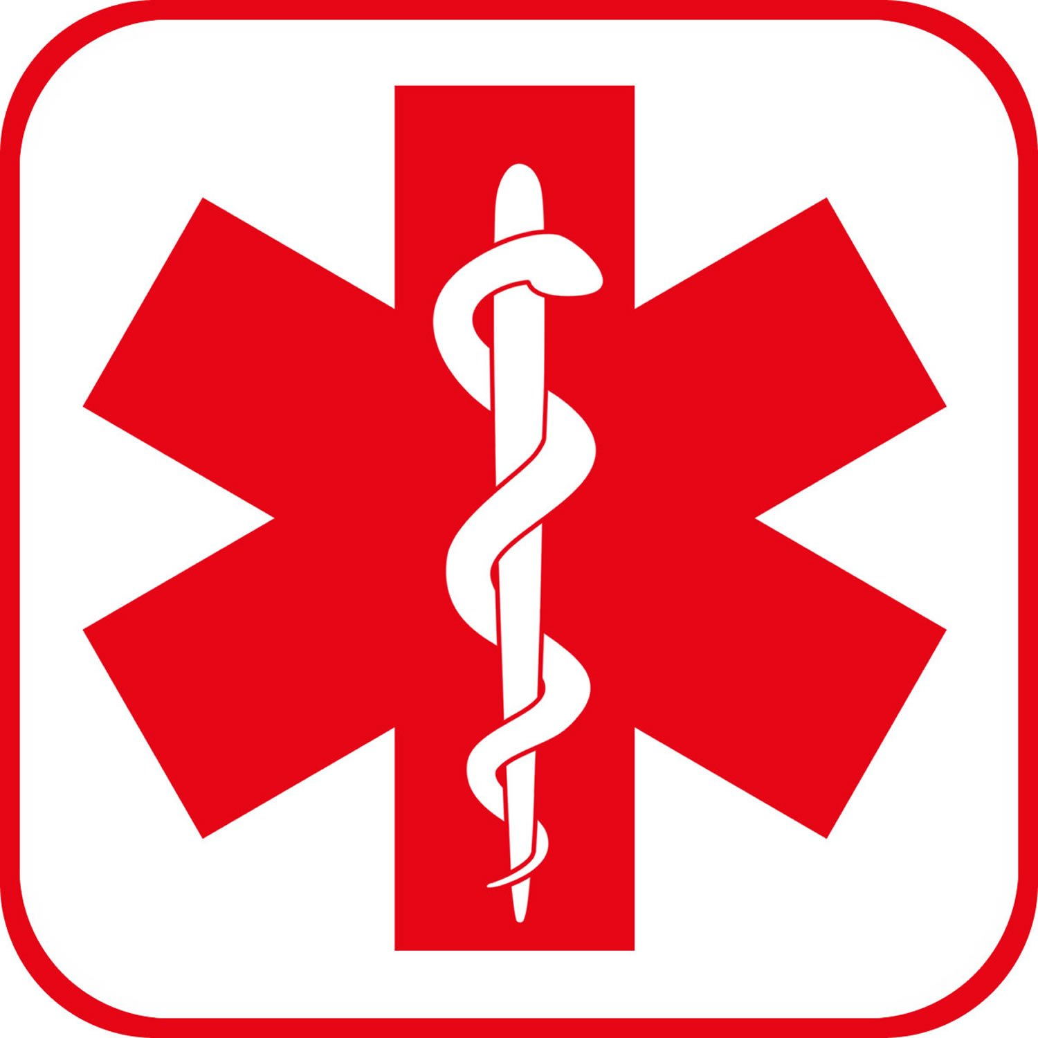 Red Medical Symbol - ClipArt Best