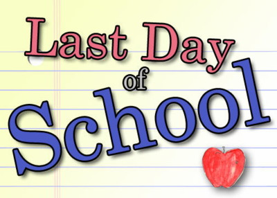 Last Day Of School Clip Art - ClipArt Best