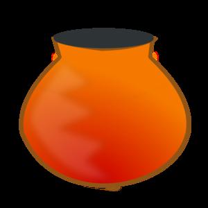 Clip Art Pot Clipart pot clipart best plant clip art vector online royalty