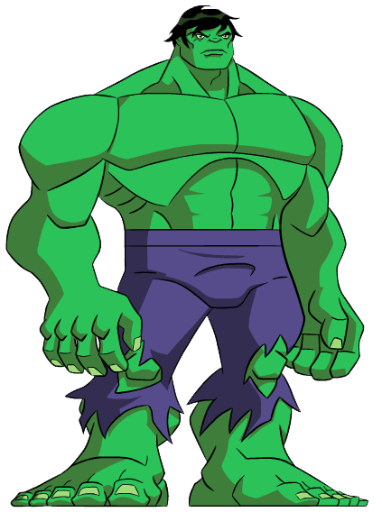 Hulk Clip Art - ClipArt Best