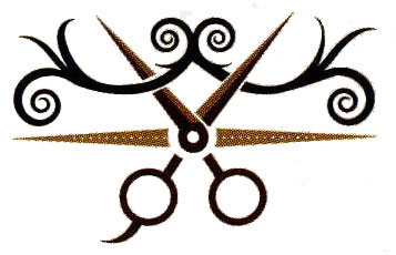 Hair Stylist Logo - ClipArt Best