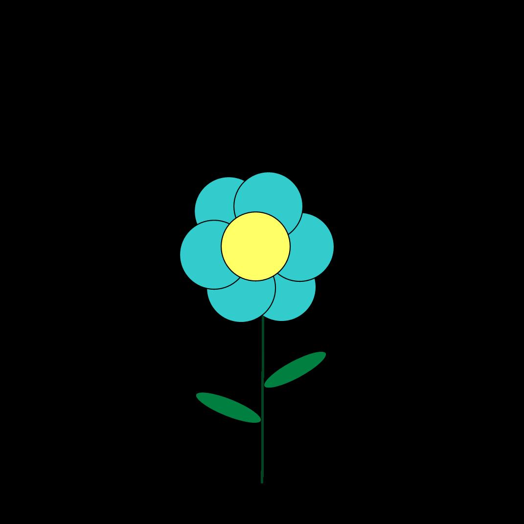 clip art flowers microsoft - photo #2