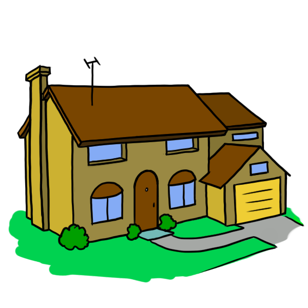 house clipart png - photo #30