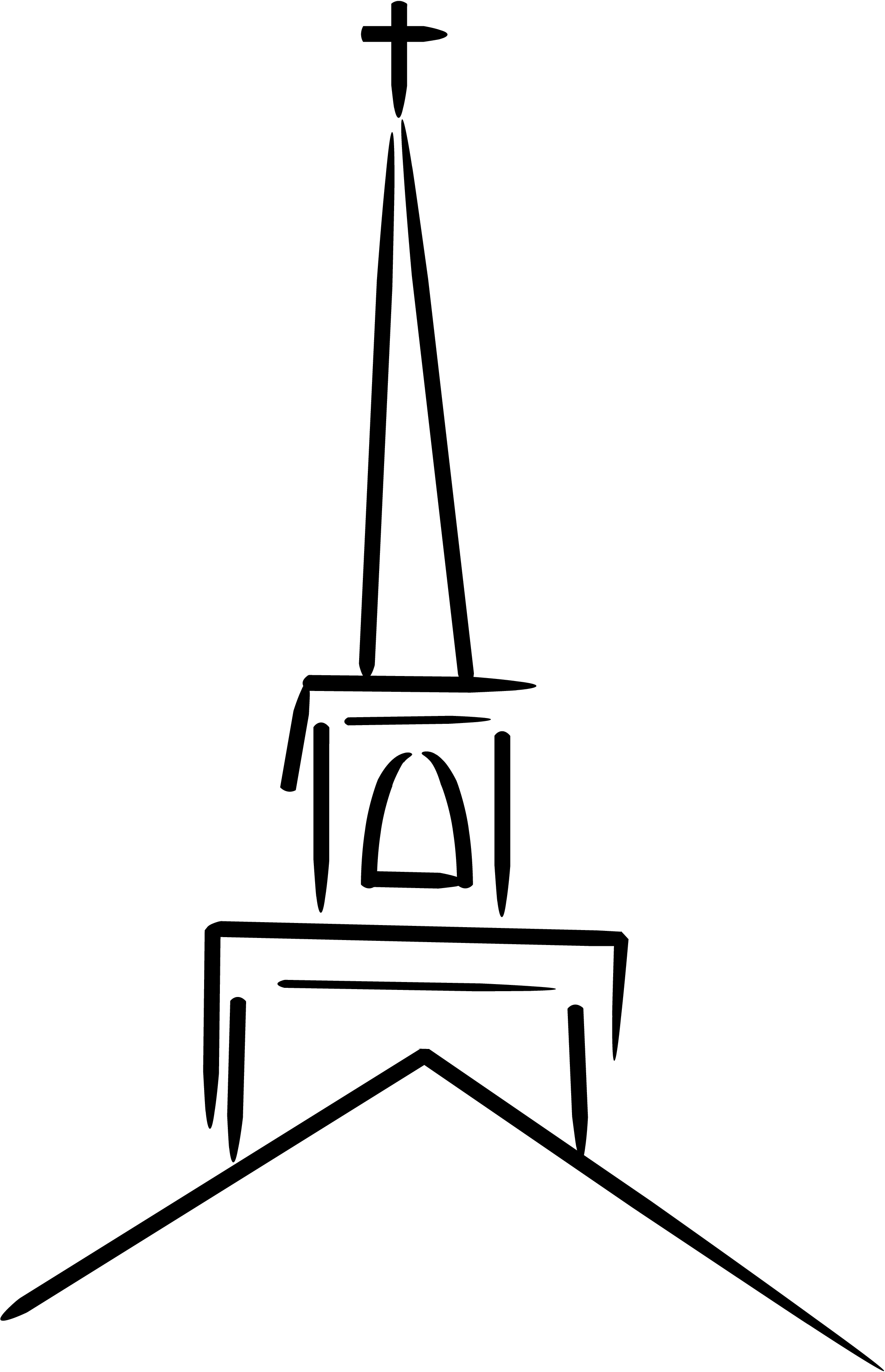 clip art church cross - photo #33
