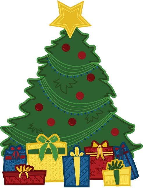 christmas tree lights clipart - photo #23