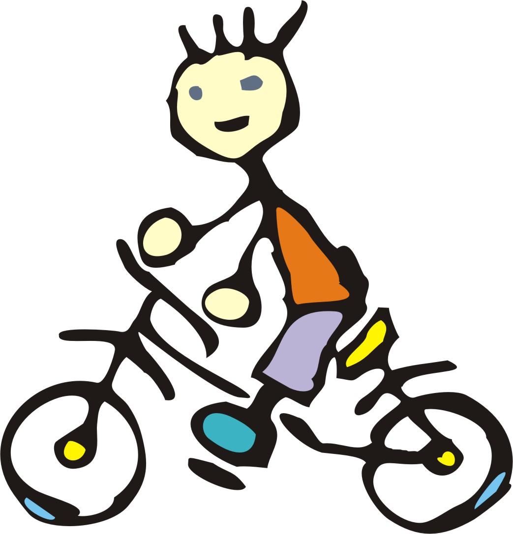 Bike sticker design online -  Cartoon Dog Riding Bicycle Post Cards Via Search Best Mountain Bike Outline Bike Stickers Design