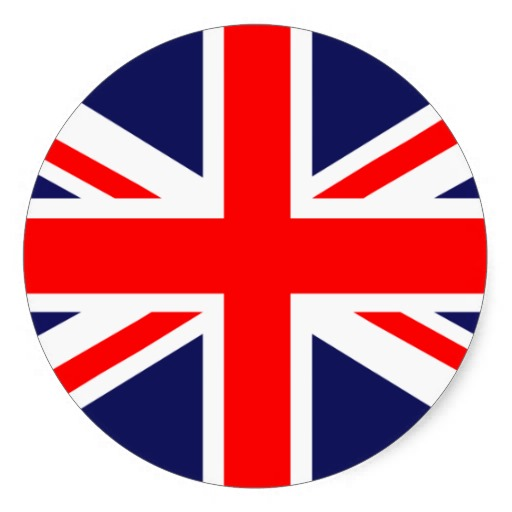 Uk Flag Rounded - ClipArt Best