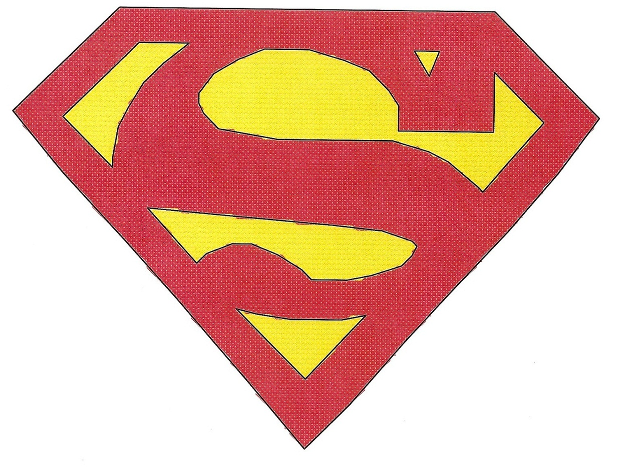 pictures of superman logo