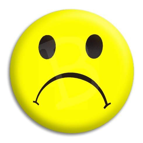 Basic Frown Face - ClipArt Best