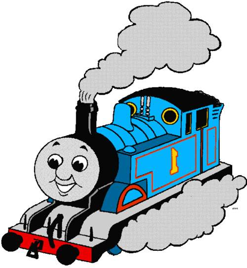 Thomas The Train Clip Art