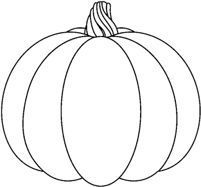 Halloween pumpkin clipart 2 image 2 - Cliparting.com |Cartoon Black And White Pumkin