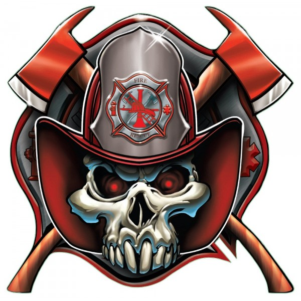 Cool Firefighter Logo on cool firefighter symbols