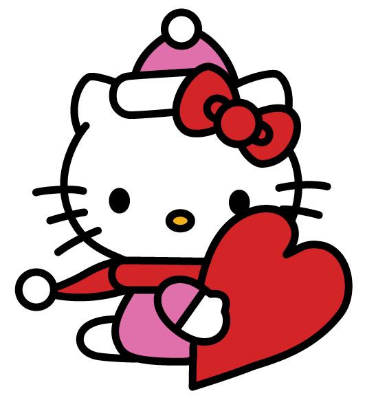 clipart hello kitty birthday - photo #9