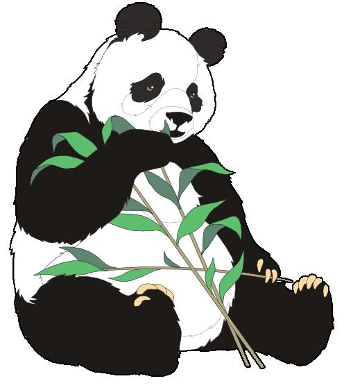Panda Bear Clip Art Free - ClipArt Best