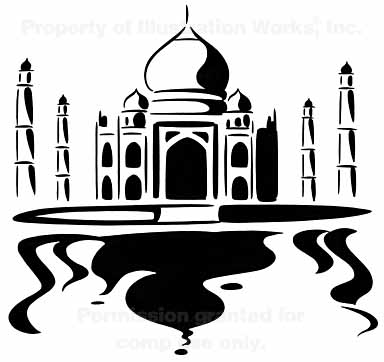 24 Taj Mahal Cartoon Free Cliparts That You Can Download To You | HD ...