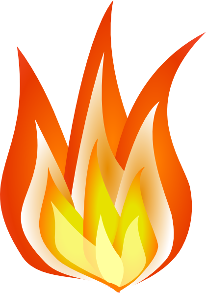 Picture Of Flames Clipart Best