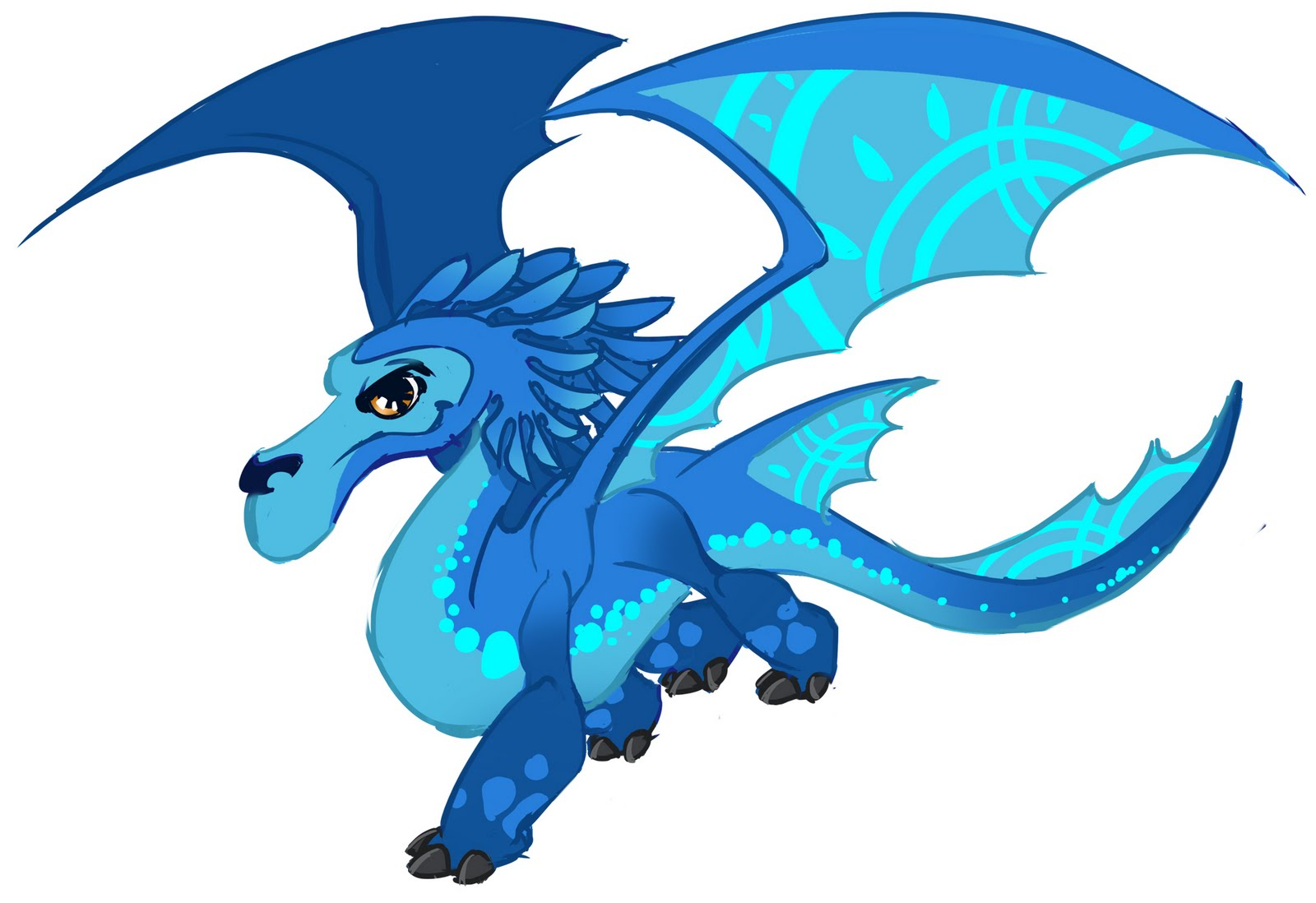 Displaying 16> Images For - Blue Water Dragon...