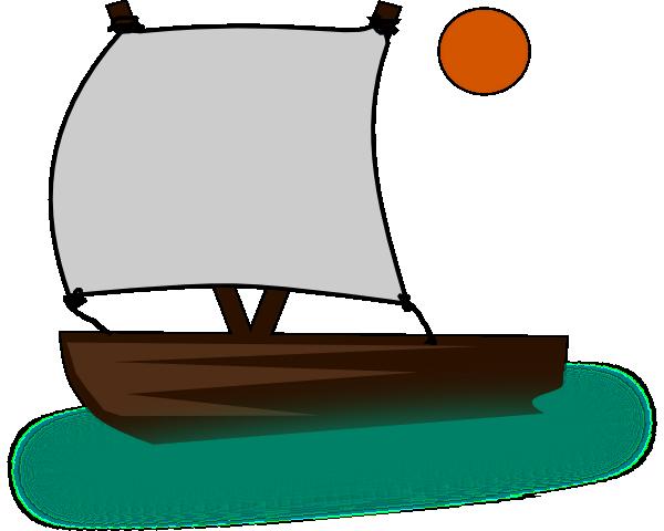 River Boat Cartoon Cartoon Boat
