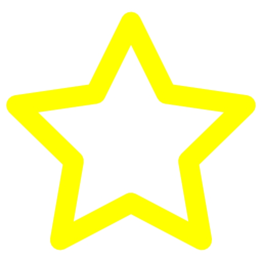 Outline Of A Star - ClipArt Best