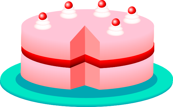 Birthday Cake Clip Art Animated - ClipArt Best