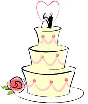 Wedding Cake Clip Art - Free Clipart Images