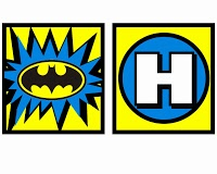 Batman Free Party Printables. | Is it for PARTIES? Is it FREE? Is ...