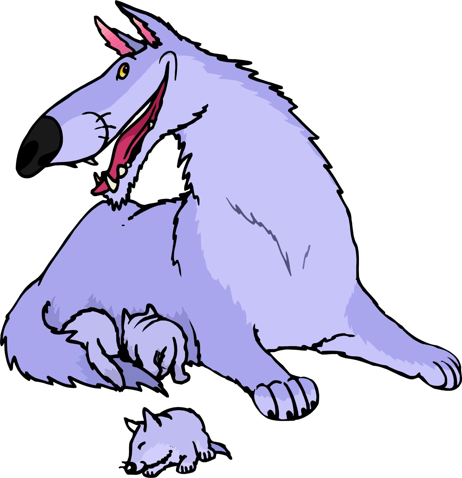 Cartoon Wolves - ClipArt Best