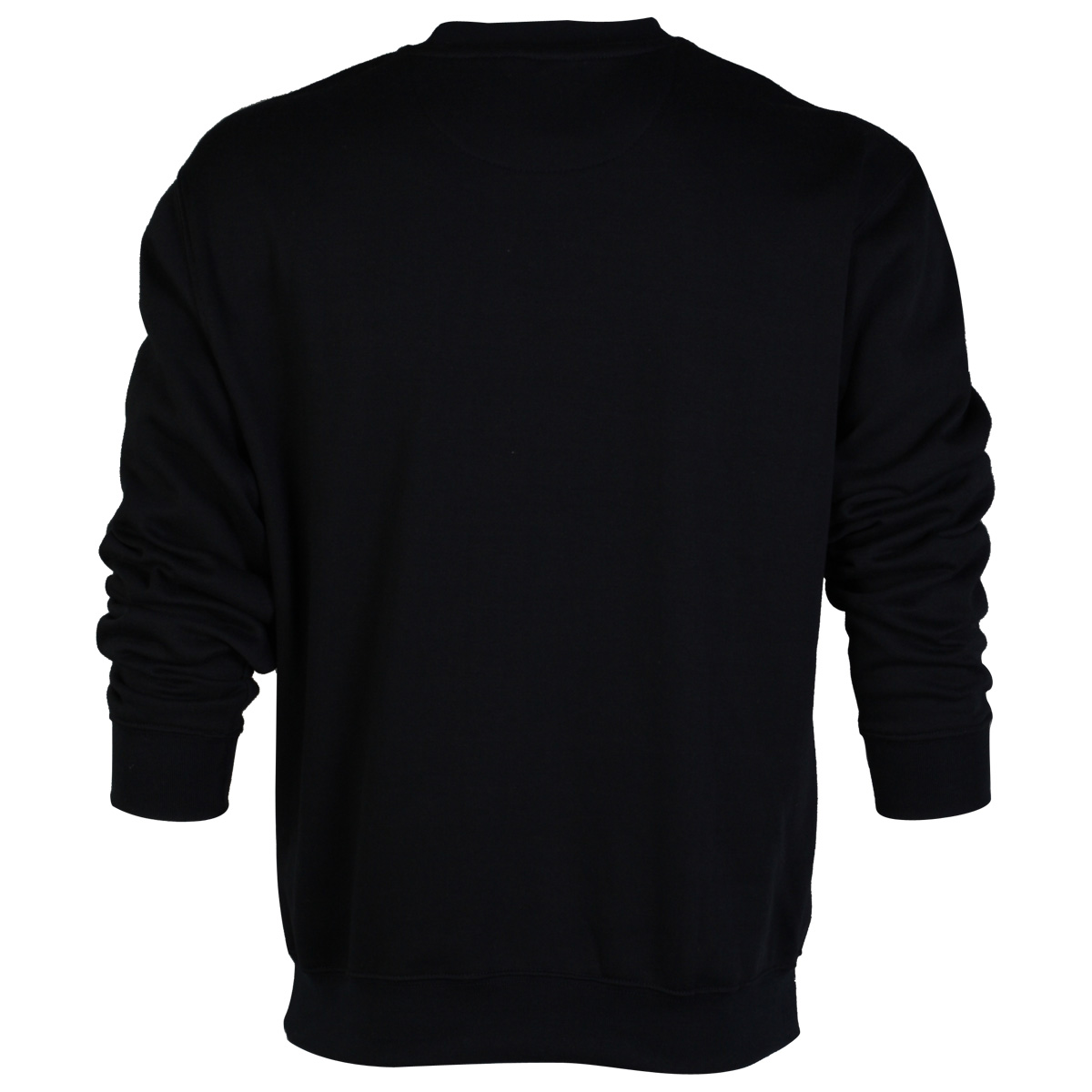 mens kam jeans k502s crew neck plain sweater jumper top sweatshirt