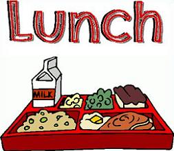 Free School Lunch Clipart
