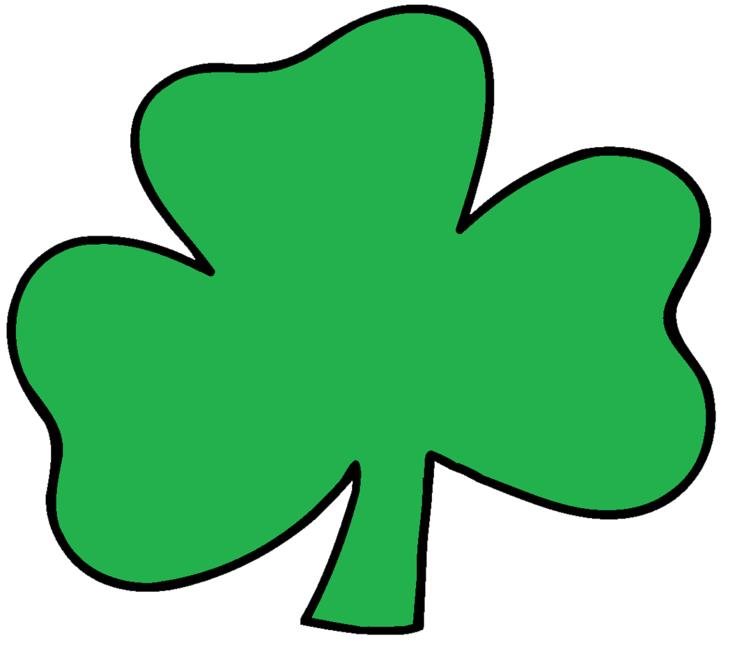 Shamrock Graphics Clipart - Free to use Clip Art Resource