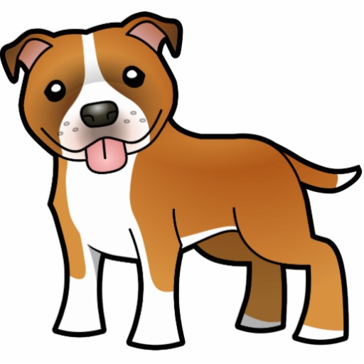 12 cartoon pitbull free cliparts that you can download to you computer ...