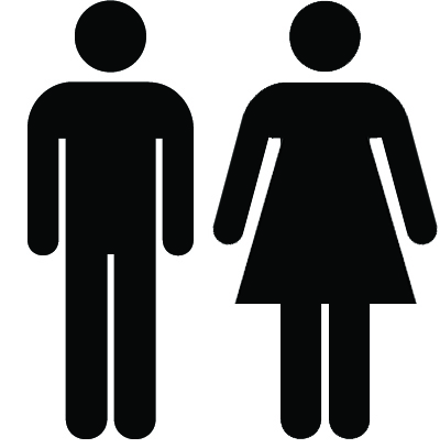 man and woman bathroom symbol jpeg 400x407 who created men women bathroom symbols jpeg 400x407 who