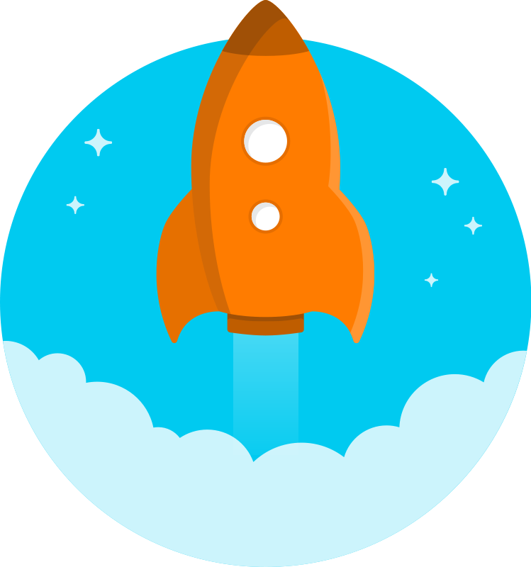 You can use this cartoon rocketship clip art on your storybooks, websites, comic books, magazines, newsletters, e-books, school projects