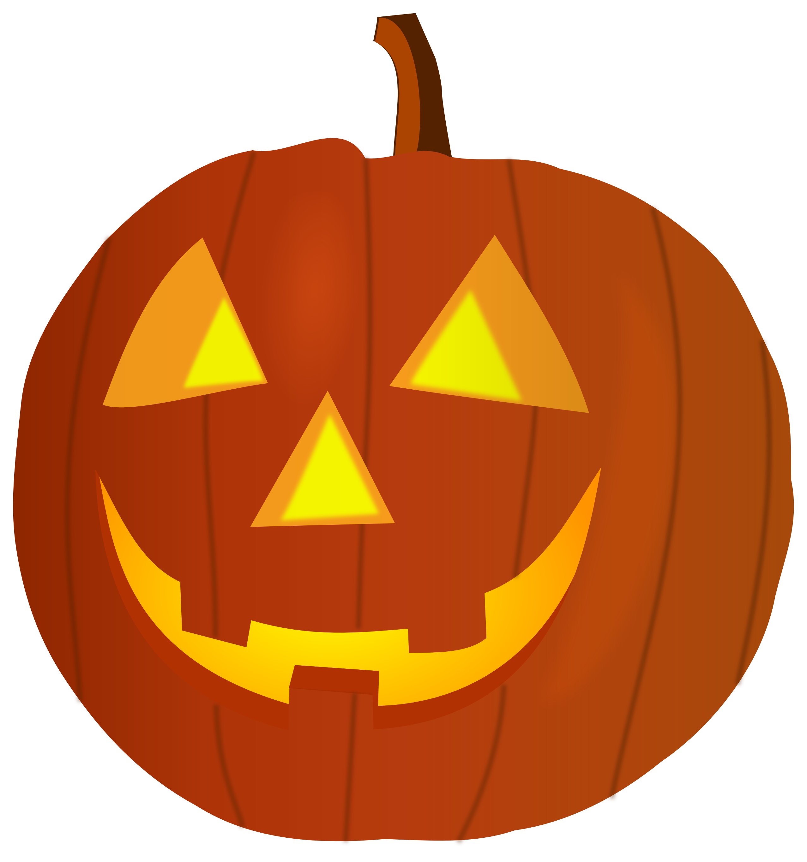 Pumpkin Face Pictures: Mean Pumpkin Face
