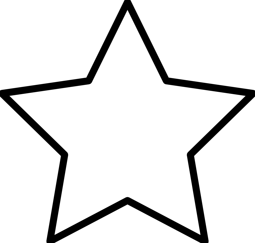 Transparent White Star - ClipArt Best