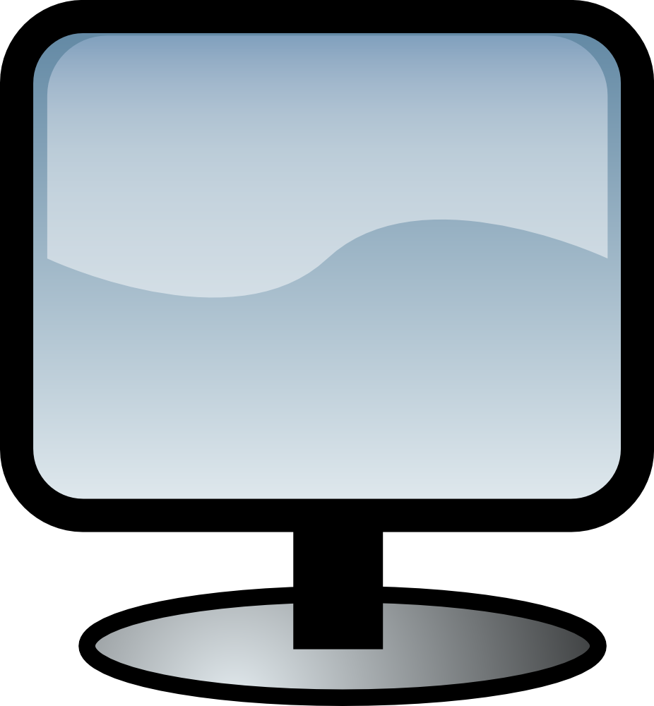 Cartoon Computer Screen - ClipArt Best