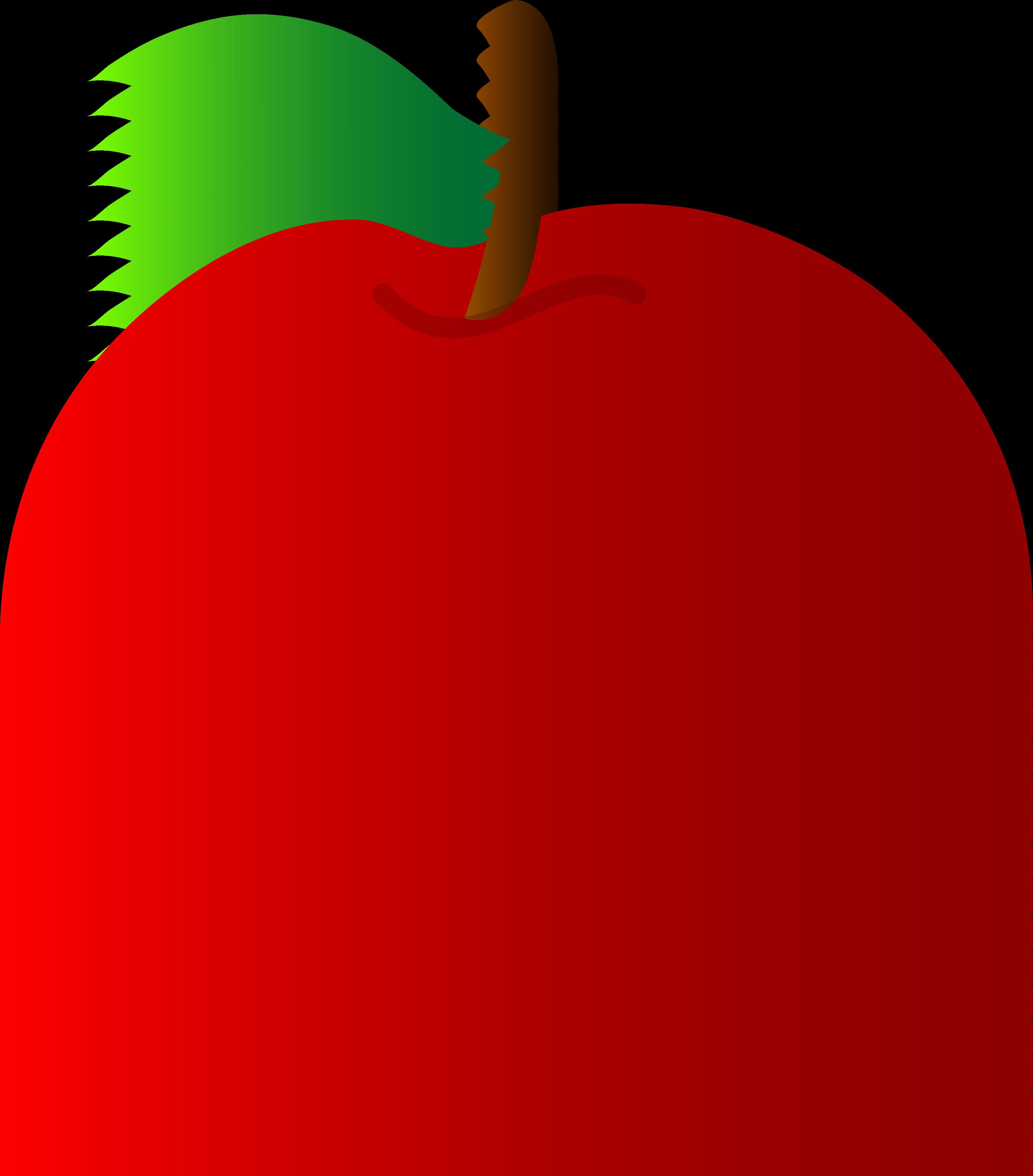 Free Apple Vector Clipart Best