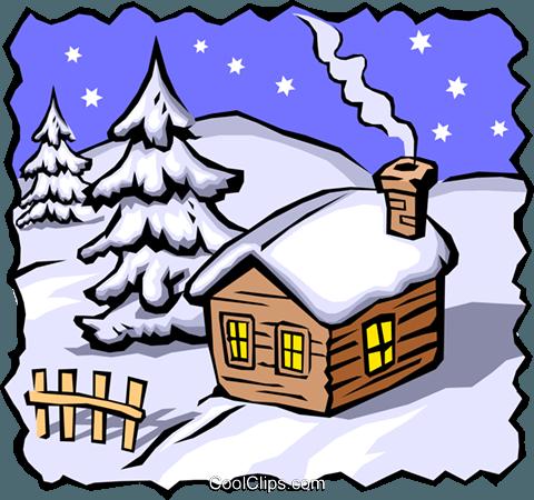 Winter Scenes Clipart - ClipArt Best