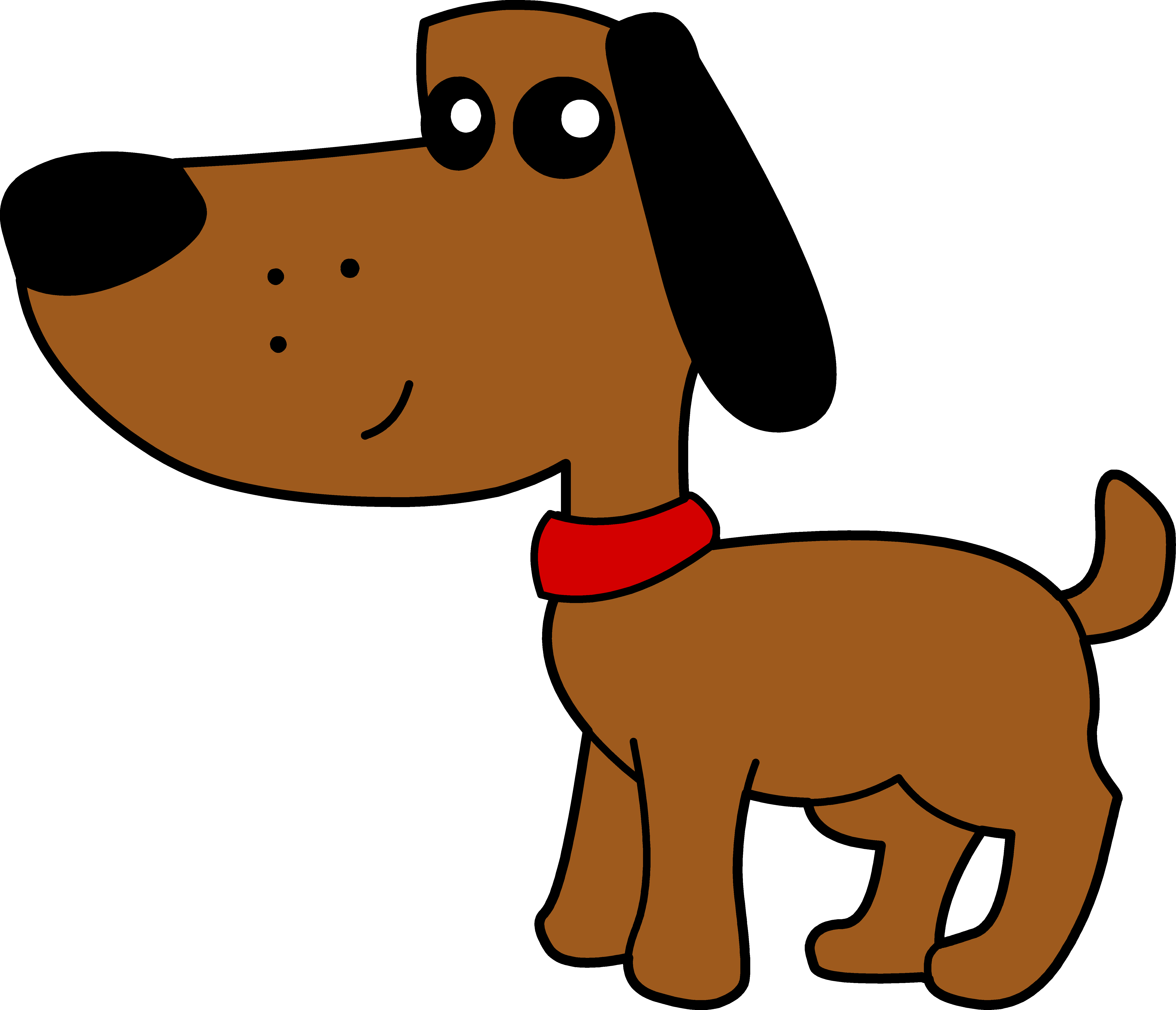 outline for a dark brown dog How to use this field guide the chapters in this guide are divided into scientific face of a dog females are and dark brown with beige and black spots.