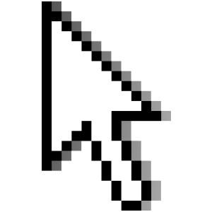 arrow mouse pointer clipart best