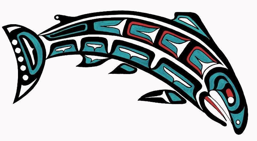 Alaska Native Art Paintings