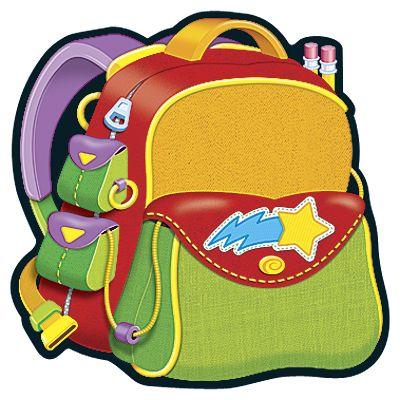Bookbag Clipart - ClipArt Best