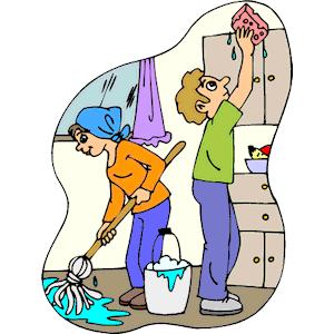 Clip Art House Cleaning Clip Art house cleaning pictures free clipart best clipartix