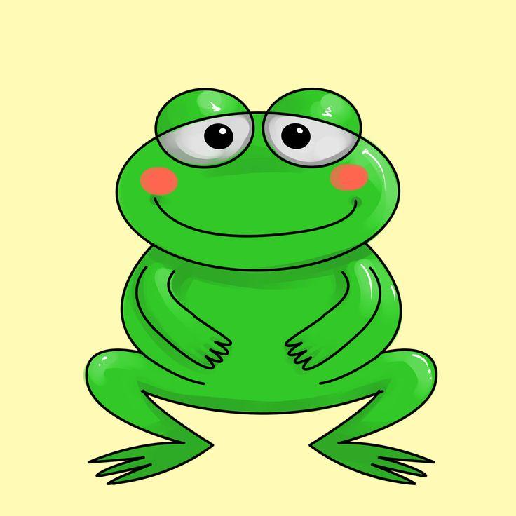 Frog Fighting Cartoon - ClipArt Best