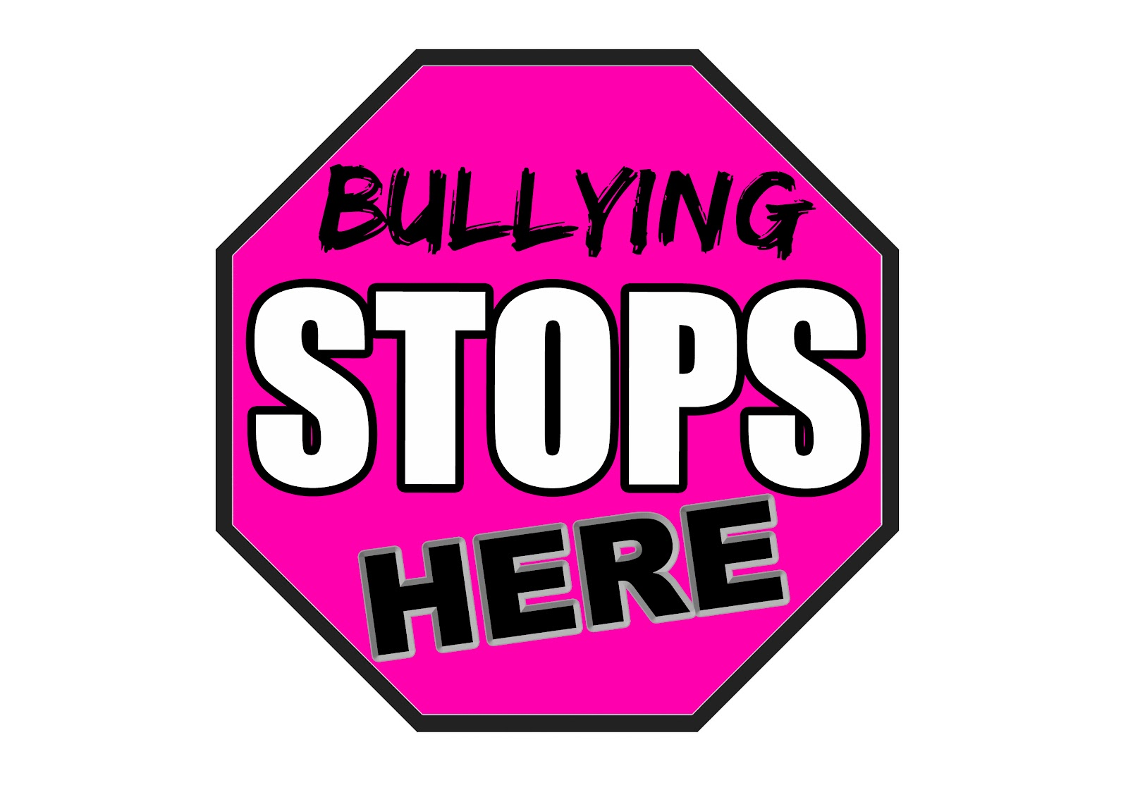 No Bully Clipart - ClipArt Best