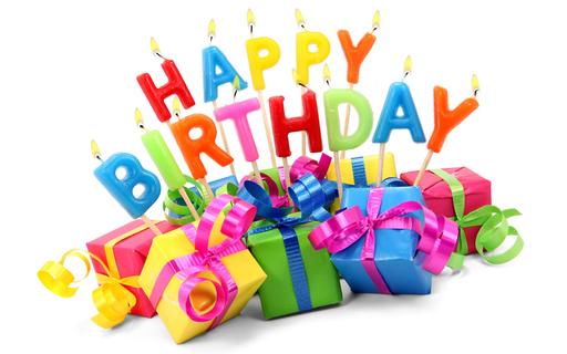 Surprise Happy Birthday Gifts Clipart - Free to use Clip Art Resource