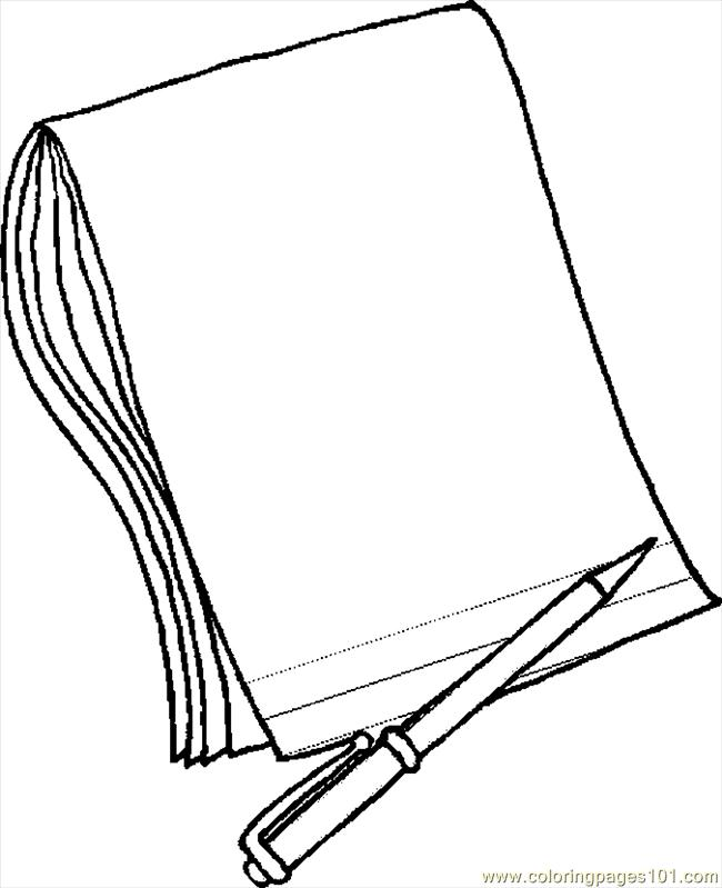 Pencil Paper Clipart - ClipArt Best