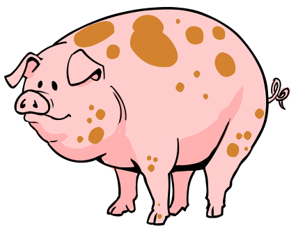 Cartoon Pig Pictures Free - ClipArt Best